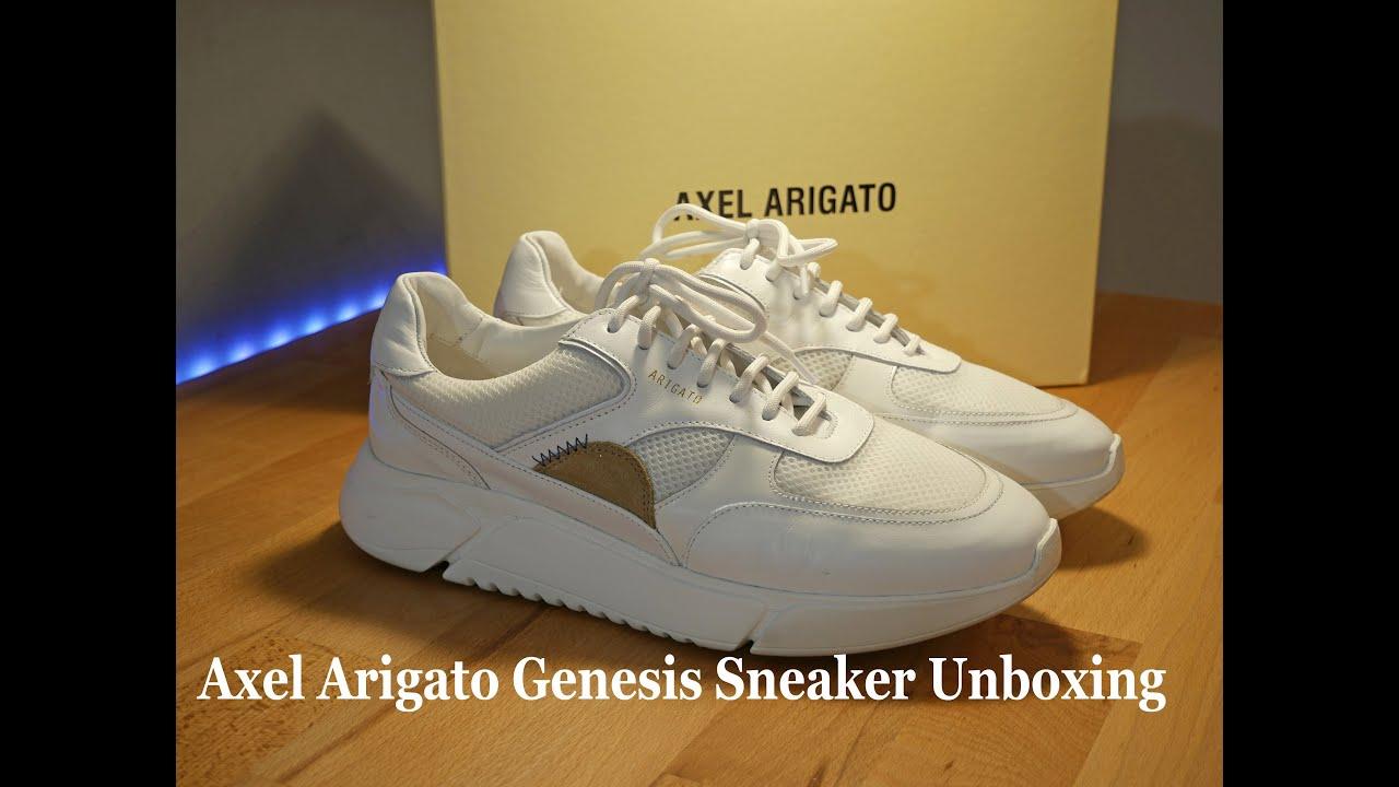 Axel Arigato Genesis Sneaker white