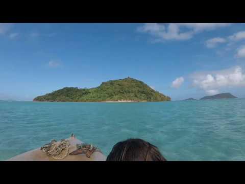 Travelling around the beautiful Samoa - Gopro