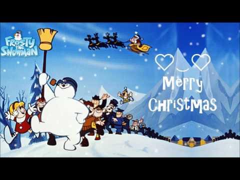 Frosty The Snowman ❤‿❤ Michael Jackson 5 * Lyrics ❤‿❤ Merry Christmas