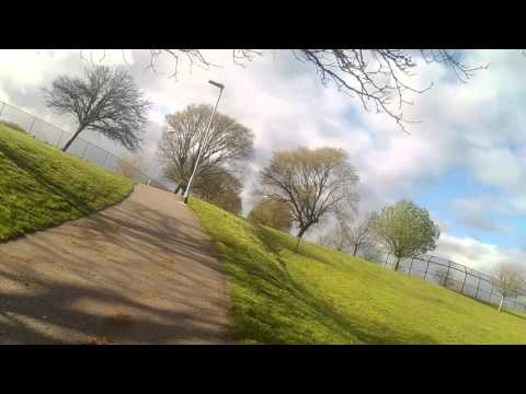 Plymouth City Centre to St Budeaux- Cycling.