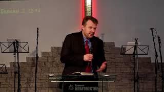 Проповедь - Виталий Соболев - Духовное отступничество (1.04.2018)