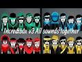 Incredibox v3 All sounds together