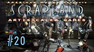 American Mcgee Presents: Scrapland gameplay 20