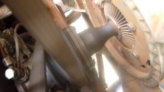 Работа мотора 7511 на МАЗе 643008