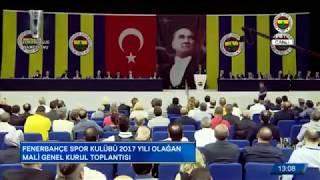 Ali KOÇ başkanlık için adaylığını açıklıyor, alkış kopuyor
