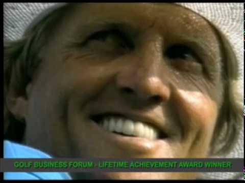 Golf Business Forum Lifetime Achievement Award