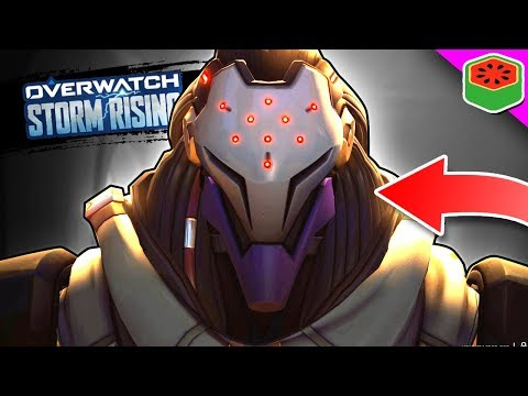 Storm Rising 2019 Event - NEW HERO!? | Overwatch