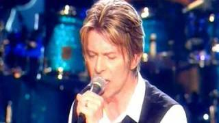 Repeat youtube video David Bowie - Heroes (Live)