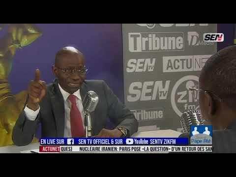 Affaire Petro-Tim -Boubacar Camara après son audition par le Doyen des juges