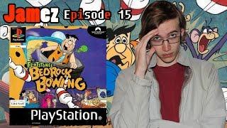 Jamez - Episode 15 - The Flintstones: Bedrock Bowling