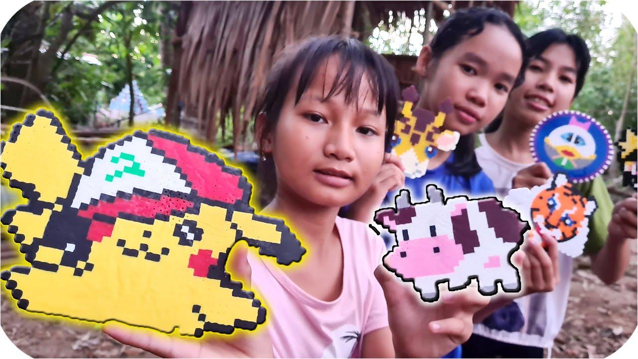 Tony | Cuộc Thi Làm Tranh 5D - Hama beads Contest