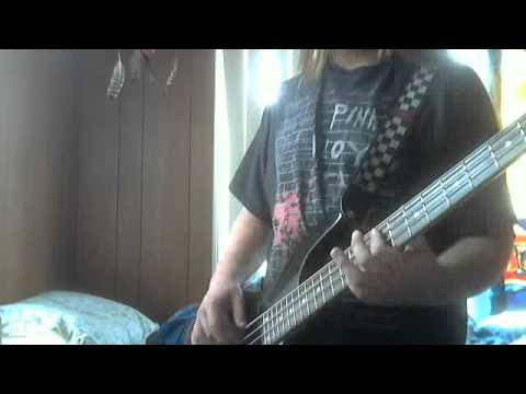 Your Favorite Martian - Club Villian - Bass Cover !