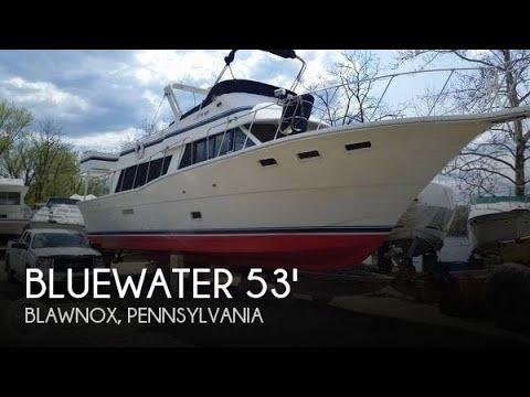 [UNAVAILABLE] Used 1982 Bluewater 5300 Sedan MY in Blawnox, Pennsylvania