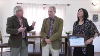 Premio al mérito científico y social