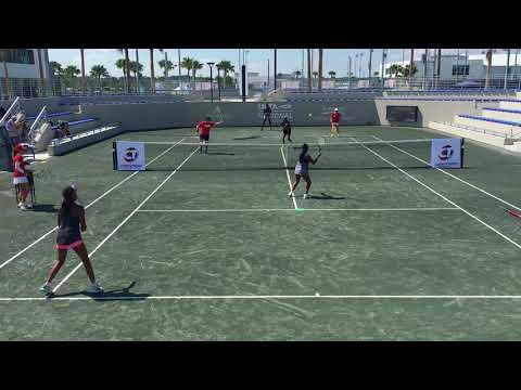 Cardio Fitness Tennis Drills USTA National Campus