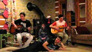 TheSuzy - Mistletoe acoustic guitar cover