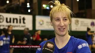 Brankica Mihajlović o Kvalifikacionom Turniru za Olimpijske Igre | SPORT KLUB ODBOJKA