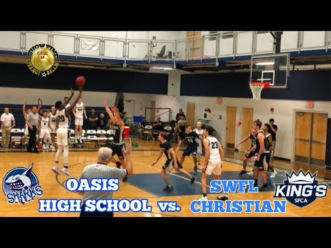 OASIS HIGH SCHOOL vs. SOUTH WEST FLORIDA CHRISTIAN ACADEMY..Both Team Full HIGHLIGHTS