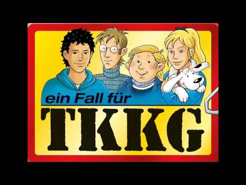 TKKG Hörbuch INTRO