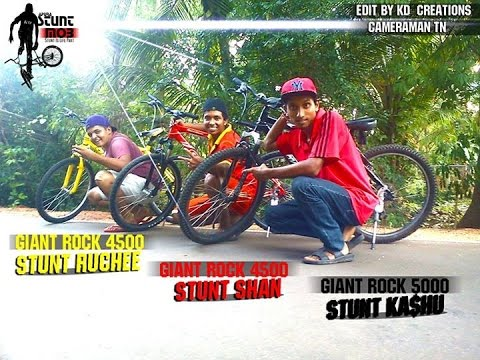 Apura Stunt Mob (Walk Up Mobs)