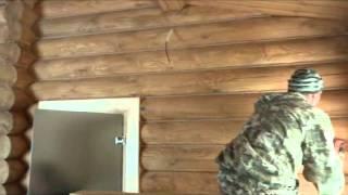 видео Баня стены утепление снаружи ошибки правила / Bath wall insulation outside the error rule