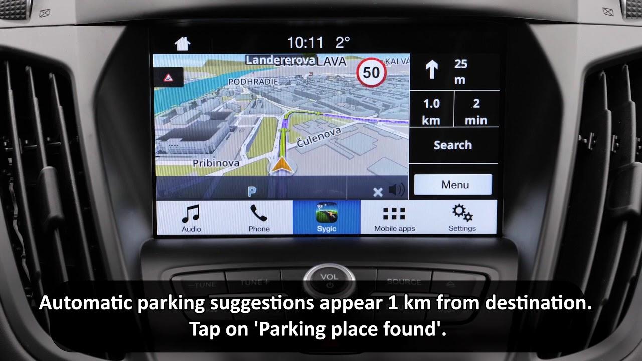 Video manual - Sygic Car navigation - 1