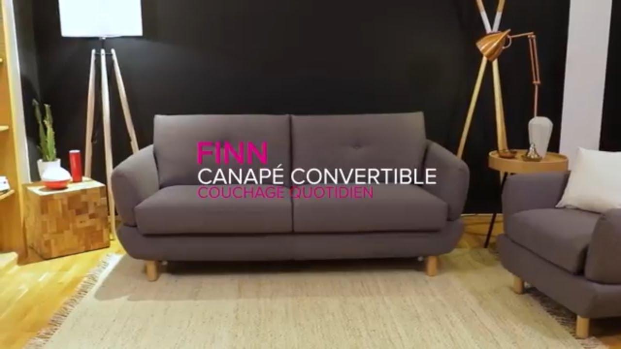 Laminuteconvertible Ep 7 Finn Canape Convertible La Maison Du Convertible