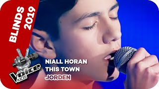 Niall Horan - This Town (Jorden) | Blind Auditions | The Voice Kids 2019 | SAT.1