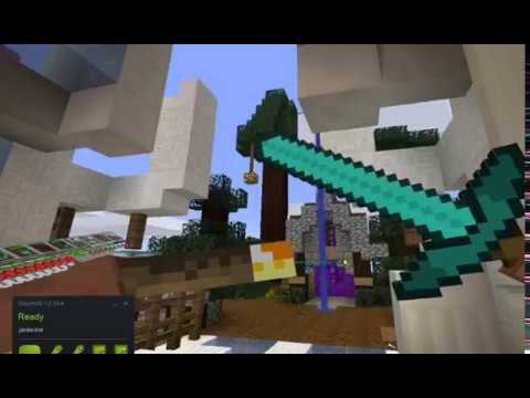 Mineville, Enjoy the Fun! SPIGOT 1.13.2 Trailer