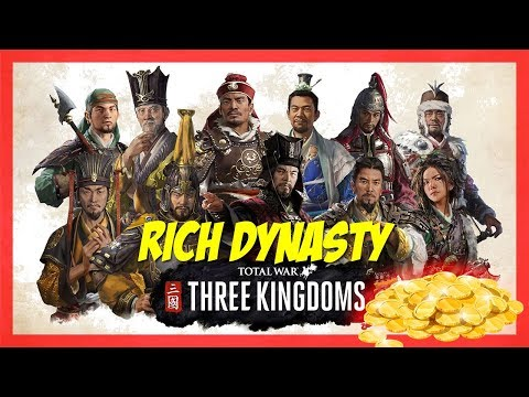 Total War Three Kingdoms Cheat Engine 🔴 Unlimited Money