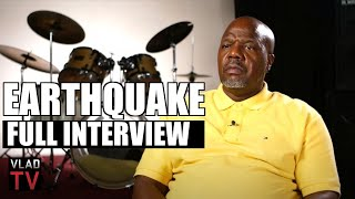 Earthquake Argues with Vlad Over Dave Chappelle, Calling Paul Mooney Gay Uncle (Full Interview)