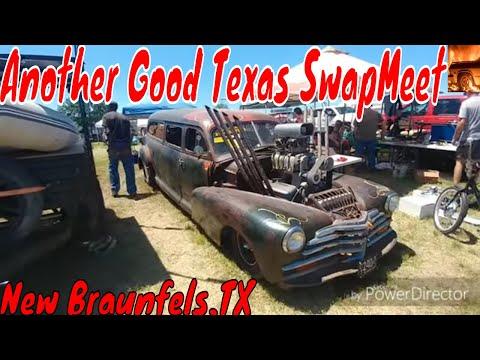 New Braunfels TX Swap Meet 2019