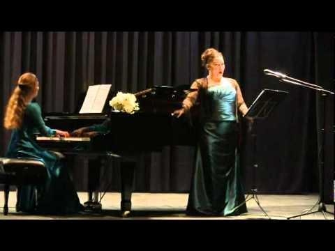 Standchen (Schwanengesang D 957 no 4) - Franz Schubert-Emma Lieder soprano, Elvira Yamalova piano