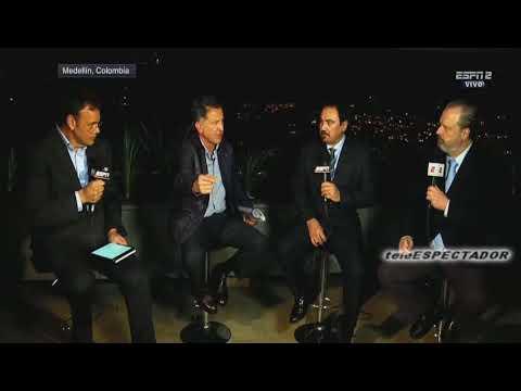 Juan Carlos Osorio DT de la seleccion mexicana entrevistado en Futbol Picante (2/3)
