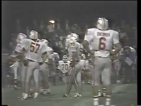 Saint Ansgar Saints Football - 1987  St. Ansgar vs. Northwood-Kensett