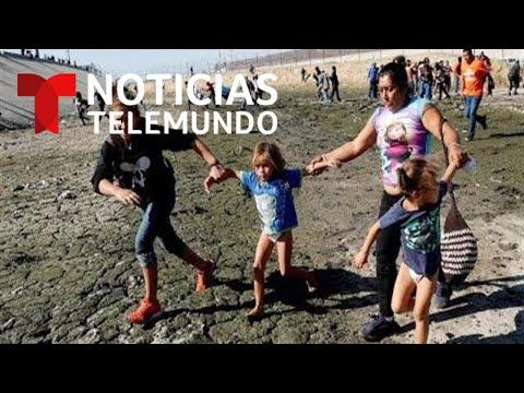 EN VIVO: Programa especial de Noticias Telemundo desde la frontera de Estados Unidos con México