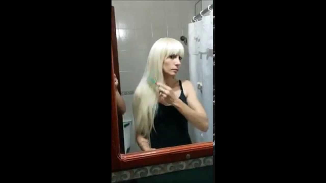 pelucas simil natural - YouTube 7665551638b6