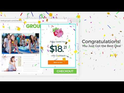 Piggy Automatic Coupons & Cash Back for Online Shopping