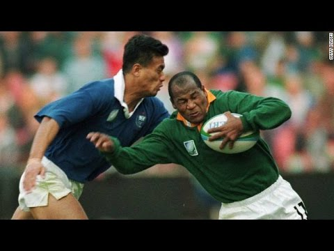 Chester Williams - Champion of a New South Africa