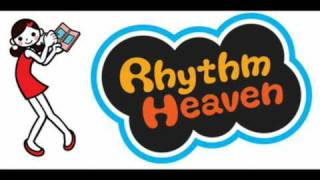 Super Quality Music from Rhythm Heaven;)
