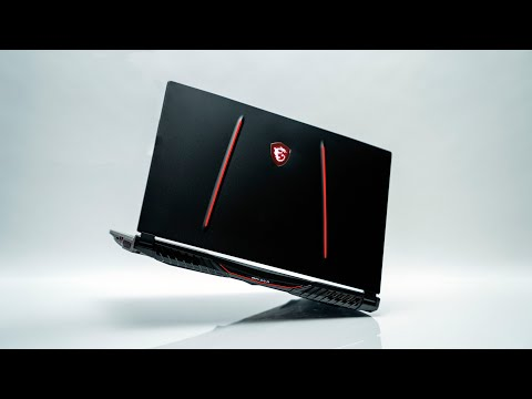 MSI GE75 Raider (2019) Review // Fastest RTX 2060 I've Tested!