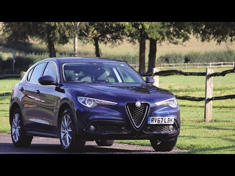 2018 Alfa Romeo Stelvio - as good as the name suggests? | First Drive