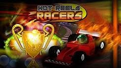 Hot Reels Racers - Slot Game - CasinoWebScripts