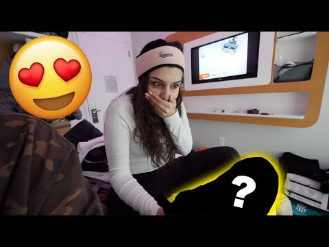BUYING MY FIANCE HER MOST EXPENSIVE DREAM SNEAKER!! *2 YEAR ANNIVERSARY*