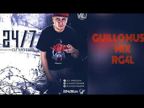 "Dj Motion Mixtape Various Artist By Guillo Music ""RG4L"""