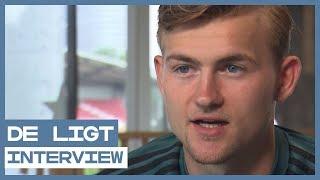 INTERVIEW | De Ligt over Juventus en afscheid bij Ajax