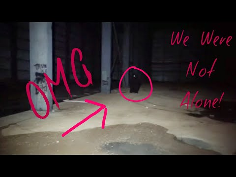 Abandoned Factory Exploration ( GONE WRONG ) We Were Not Alo