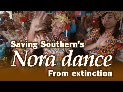 Saving Southern's Nora dance From extinction.