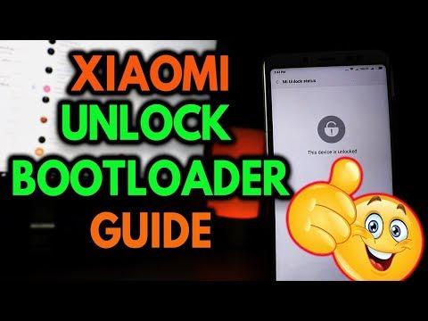 Cara terbaru Unlock Bootloader (UBL) semua smartphone Xiaomi yang menggunakan ROM MIUI, bisa MIUI 9,.