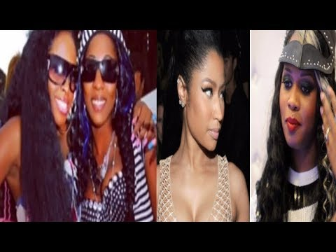 Spice & Foxy Brown Diss Remy Ma After Nicki Minaj BET Performance 👀(Foot pon dem bloodclaaat)
